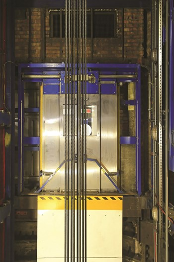 the ups and downs of elevator replacement and repair a look at elevator maintenance the. Black Bedroom Furniture Sets. Home Design Ideas